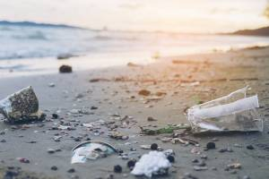 contaminación de plásticos