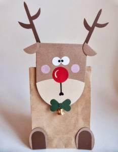 Ideas DIY Envoltorios para regalos de navidad para niños