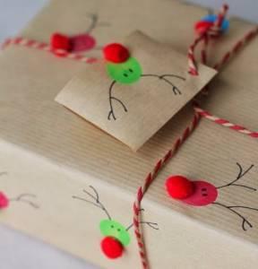 Ideas de envoltorios de regalos para niños navidad