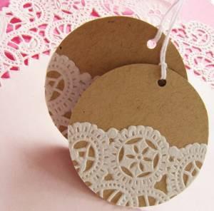 Ideas para etiquetas para envoltorios de navidad