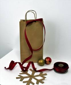 Packaging para bodegas pesonalizados navidad.