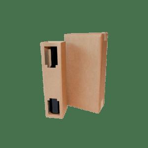 caja protectora para vino