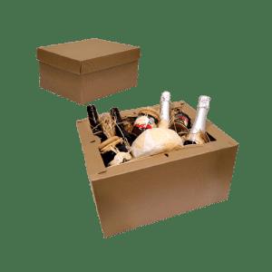 cajas Gourmet para cestas gourmet