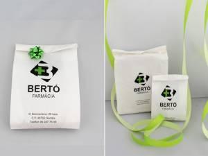Packaging para farmacias sobres de papel personalizables para farmacias