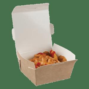 Envases take away para microondas y horno