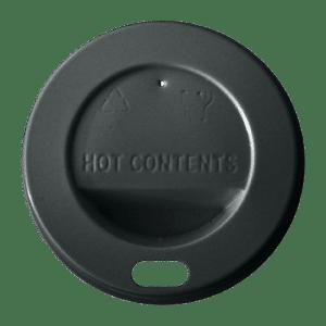 Tapa para bebidas calientes