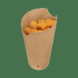 Vaso para fritos