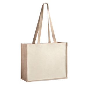 Bolsa de algodón laminado